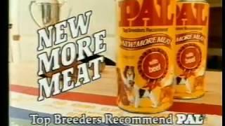 Australian Pet Food Ads (1985 - 1988)