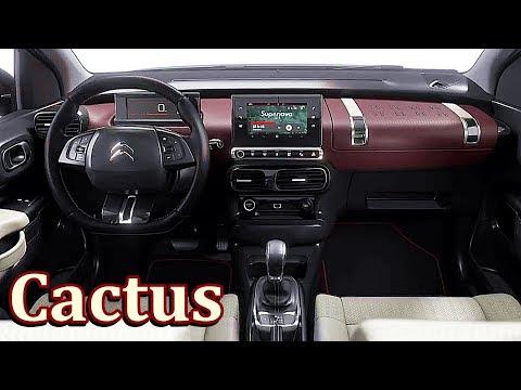 Citroen C4 Cactus Хетчбек класса C - рекламное видео 3