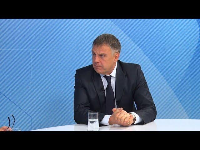 Актуальное интервью с мэром  Ангарского округа Сергеем Петровым за 24 декабря 2018