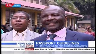 Kenyans in Last rush for E-passport registration in a bid to beat 31st August deadline