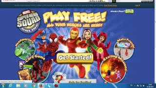 super hero squad online gameplay 2019 - TH-Clip