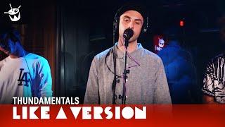 Thundamentals Ft. Ev Jones cover Frank Ocean 'Ivy' for Like A Version