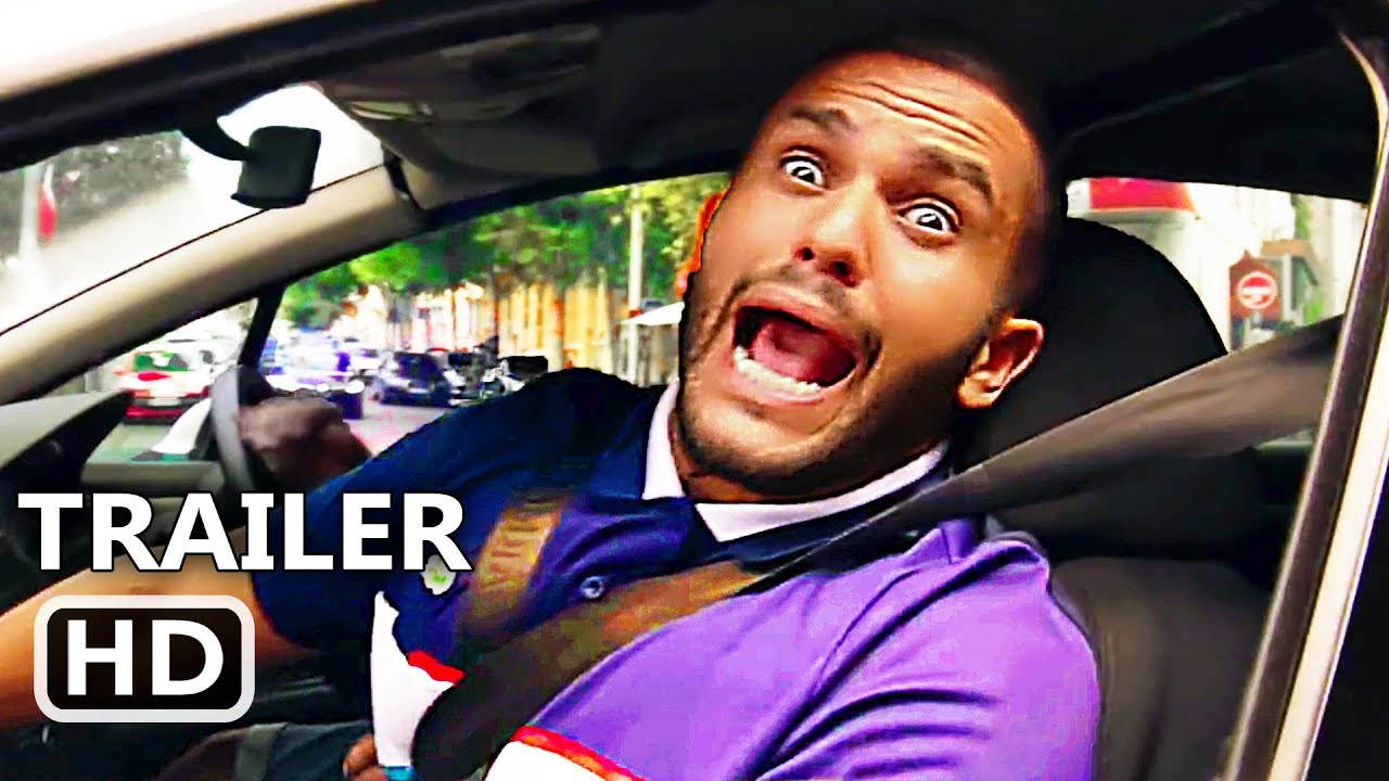 >TAXI 5 Official Trailer (2018) Action, Comedy Movie HD