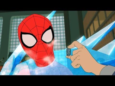 Marvel | Человек паук 2017 | сезон 1 серия 13 - Человек-Паук на льду