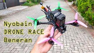 Penasaran Nyobain Drone Racing - iFlight Cidora SL5-E