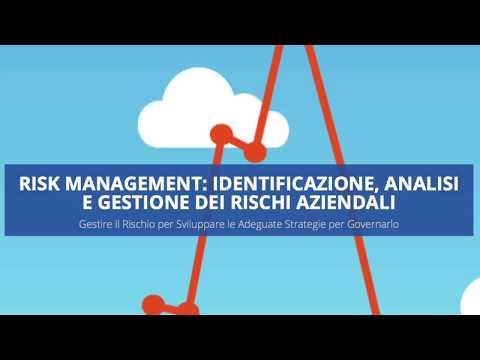 Risk Management: Identificazione, Analisi e Gestione dei Rischi Aziendali