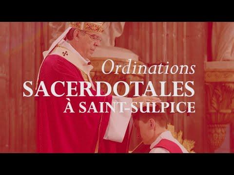 Ordinations sacerdotales - Prions pour nos 7 nouveaux prêtres