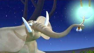 Cartoon Gazoon   Мультфильм Газун - Fireflies of the Night   Светлячки - Cartoons For Children