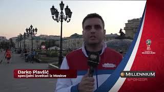 Darko Plavšić iz Rusije o Mečevima Igranim u Ponedeljak 18.06 | SPORT KLUB Fudbal