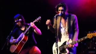 The All American Rejects - One More Sad Song (El Rey Theatre, Los Angeles CA 5/1/14)