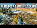Top 10 Juegos Parecidos A Battlefield Para Jugar Gratis