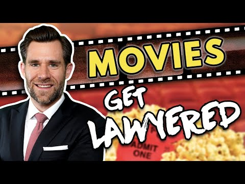 Real Lawyer Reacts to Liar Liar, My Cousin Vinny, Insider, Devil's Advocate // LegalEagle