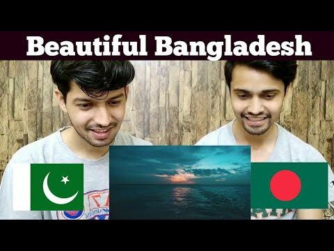 Pakistani Reaction on Bangladesh The Land Of Beauty Dihan Chowdhury Films