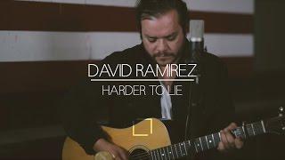 """Video thumbnail of """"David Ramirez   Harder to Lie"""""""