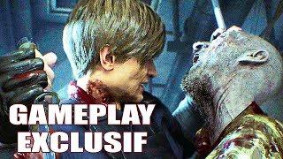 RESIDENT EVIL 2 Remake Gameplay (LET