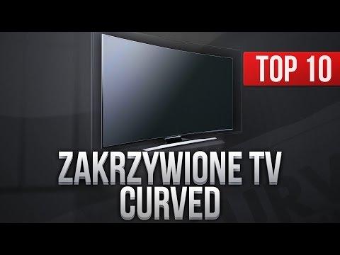 TOP 10 Telewizorów z Zakrzywionym Ekranem - Ranking TV Curved