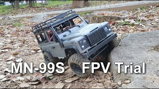 FPV Trial MN99s