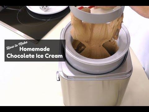 , Cuisinart ICE-70 Electronic Ice Cream Maker, Brushed Chrome