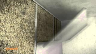 Zastosowanie fermacell Powerpanel H2O w pomieszczeniach wewnętrznych