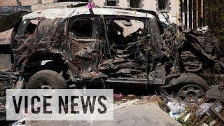Al-Qaeda Hospital Massacre In Yemen