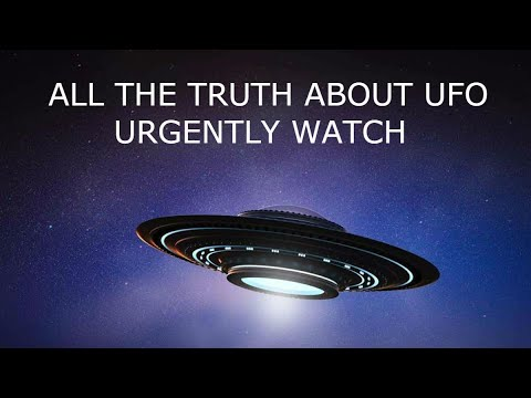 ALL THE TRUTH ABOUT UFO
