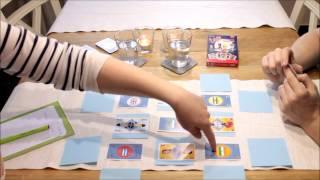 Amigo - Cafe International | 2 Spieler | Live + Erklärung | Kartenspiel