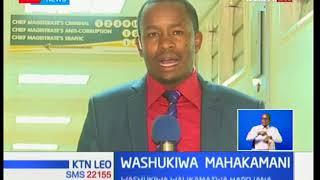 Washukiwa 20 wa wizi wa fedha za huduma kwa vijana NYS wamefikishwa mahakani