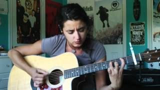 Strung Out -Velvet Alley (Acoustic Cover) -Jenn Fiorentino