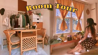 ROOM TOUR & LIFE UPDATE 💐 Thrifted Home Decor, Plants, & French Inspired