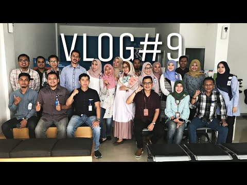 VLOG#9 - BRI Syariah Smart Casual