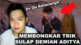 Vlognya 'Membongkar Trik Sulap Demian', YouTuber Ini Diserang Netizen