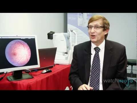Diabetes Eye Exam: Test Against Early Blindness
