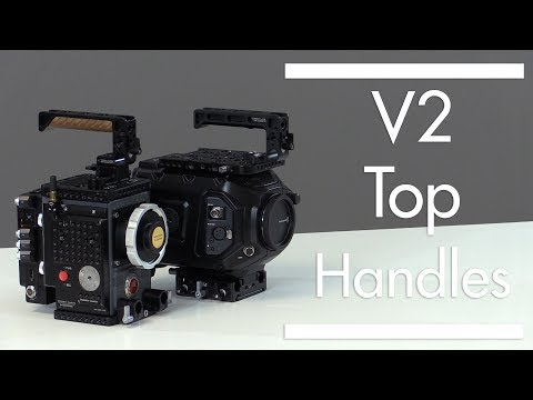 Wooden Camera - V2 Top Handles