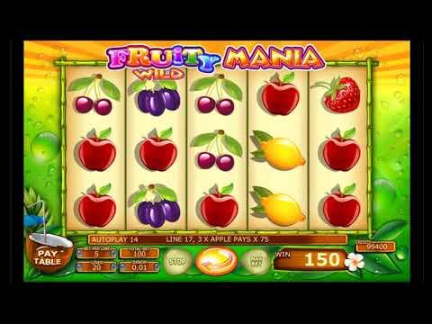 Tragaperras gratis Fruity Mania de Felix Gaming