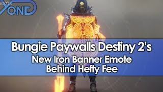 Bungie Paywalls Destiny 2