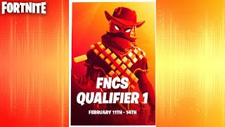 How We Qualified for Round 2 of FNCS! (Fortnite FNCS Qualifier 1)
