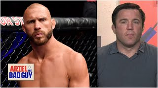 On Ariel & The Bad Guy, Ariel Helwani and Chael Sonnen discuss Conor McGregor's return fight vs. Donald Cerrrone at UFC 246 and the significance of the bout taking place at 170 pounds.  Watch the full show on ESPN+ https://www.espn.com/watch/player?id=f8c948b6-b1b9-4686-a914-b0683ce17686  #UFC246 #McGregorVsCerrone #ESPNMMA ✔ For more UFC, sign up for ESPN+ https://plus.espn.com/ufc ✔ Get the ESPN App: http://www.espn.com/espn/apps/espn ✔ Subscribe to ESPN on YouTube: http://es.pn/SUBSCRIBEtoYOUTUBE ✔ Subscribe to ESPN FC on YouTube: http://bit.ly/SUBSCRIBEtoESPNFC ✔ Subscribe to NBA on ESPN on YouTube: http://bit.ly/SUBSCRIBEtoNBAonESPN ✔ Watch ESPN on YouTube TV: http://es.pn/YouTubeTV  ESPN on Social Media: ► Follow on Twitter: http://www.twitter.com/espn ► Like on Facebook: http://www.facebook.com/espn ► Follow on Instagram: http://www.instagram.com/espn  Visit ESPN on YouTube to get up-to-the-minute sports news coverage, scores, highlights and commentary for NFL, NHL, MLB, NBA, College Football, NCAA Basketball, soccer and more.   More on ESPN.com: http://www.espn.com