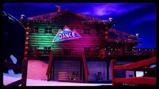 NEW DANCE CLUB CABIN LOCATION IN FORTNITE CHAPTER 2! FORTNITE NIGHT CLUB CABIN!