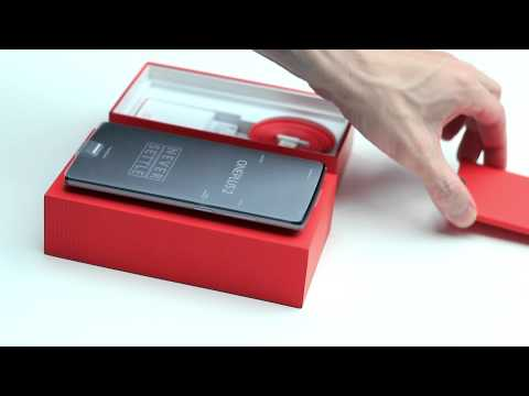 Official Unboxing of the OnePlus 2