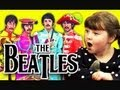 KIDS REACT TO THE BEATLES - YouTube