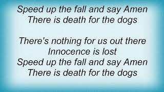 Anorexia Nervosa - An Amen Lyrics