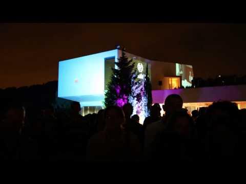 Actuación Dry Martina Noche en Blanco OMAU 2013 Uno