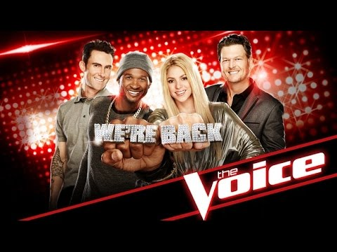 Top 9 Blind Audition (The Voice around the world VI)