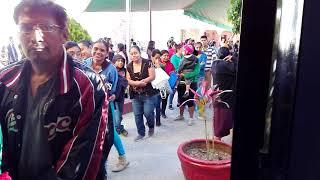 Desayunos fríos para Mil 200 niños de San Jacinto Amilpas, Oaxaca