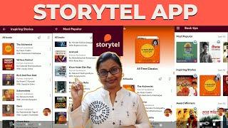 Storytel App Review