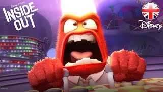 Inside Out - Official UK Trailer #2 (2015)