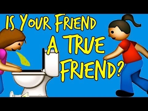 IS YOUR FRIEND A TRUE FRIEND? - Personality Test | Mister Test 🎶🎶🎶