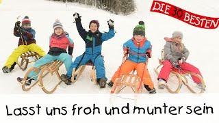 Simone Sommerland, Karsten Glück Und Die Kinder Aus Ellmau Am Wilden Kaiser - Lasst Uns Froh Und Munter Sein