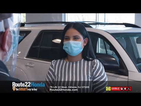 Route 22 Honda Covid19 Prevention Measures