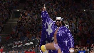 WWE 2K16 video